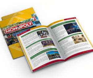 Kuringgai Monopoly Inpack Booklet