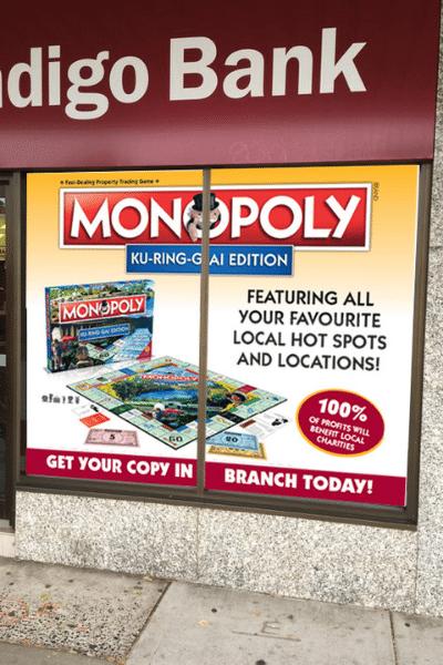 Kuringgai Monopoly Window